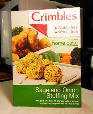 mrs crimbles sage onion stuffing mix