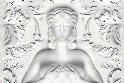 Kanye West Cruel Summer hit stores @osaseye.blogspot.com