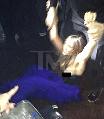 Exclusiva foto de la pelea del novio de Sofia Vergara en bar de Miami