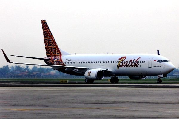 Batik Air. AeroTourismNews