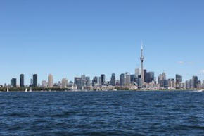 Toronto From The Water