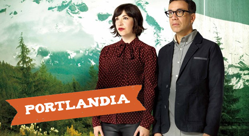 Portlandia Season Temporada 3 Tercera Third Postureo Fred Armisen Carriw Brownstein