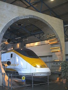 COOL IMAGES: English Channel Tunnel