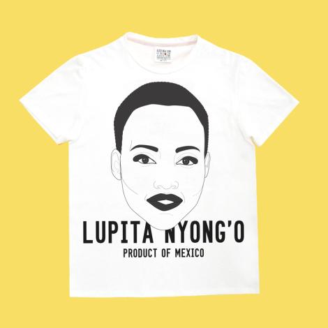 Lupita Nyong'o T-Shirt by Alder New York