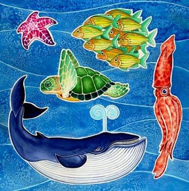 Sea Critters Puzzle