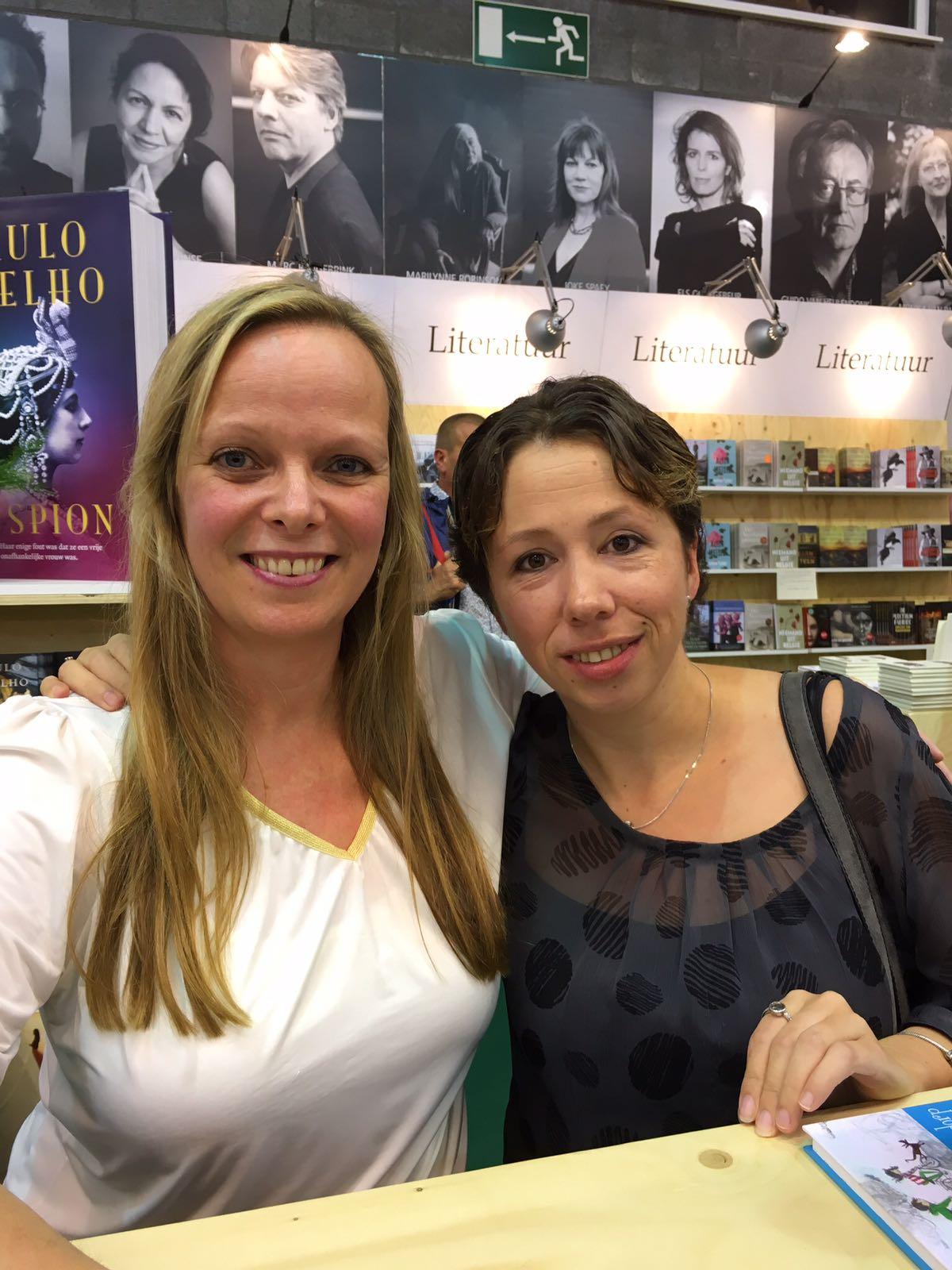Heidi met Hilde