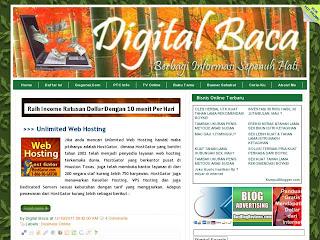 Menjadikan Blog lebih dikenal ditahun 2012