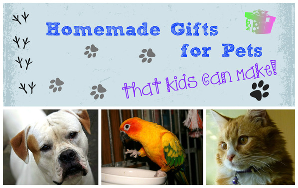 http://pisforpreschooler.weebly.com/1/post/2013/11/gifts-for-pets-that-kids-can-make.html