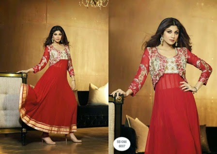 Shilpa Shetty Indian Fashion Collection 2015
