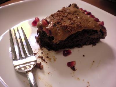 Nom cake!