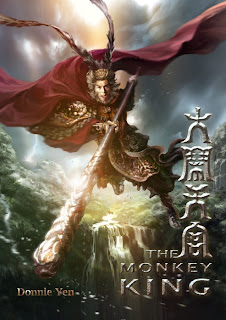 the monkey king chinese movie poster