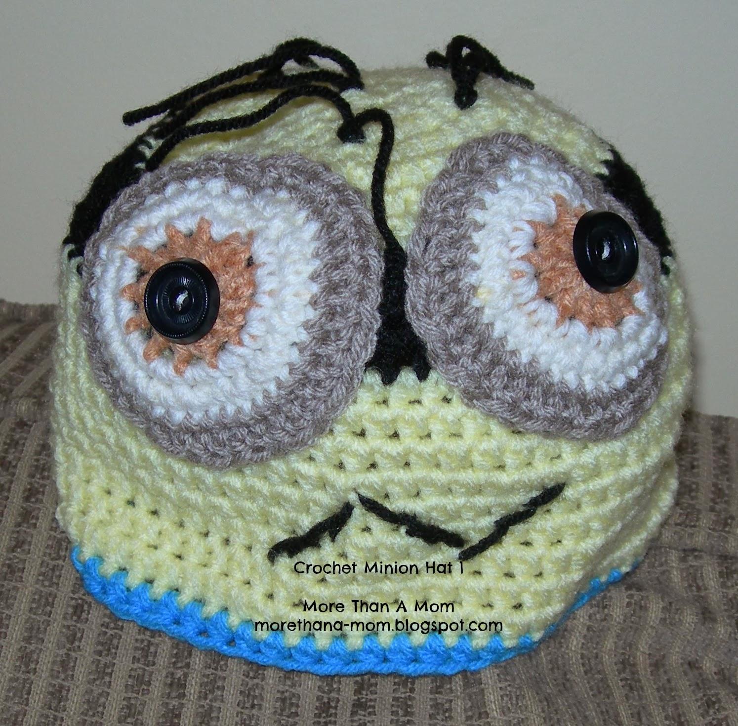 Assemble the Minions! 10 Free Minions Crochet Patterns