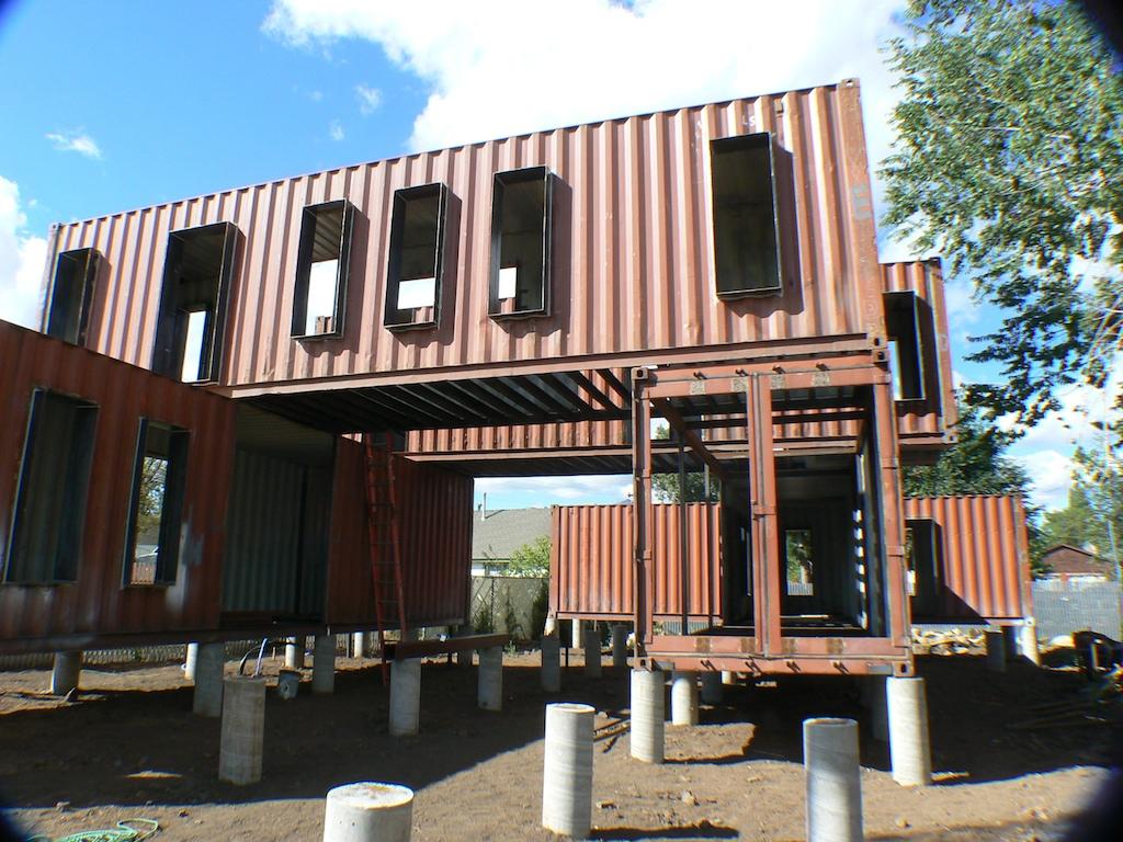 Shipping Container Homes Kits 2012 Joy Studio Design