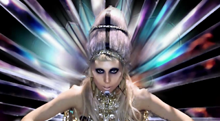 Lady Gaga, Born This Way, music video