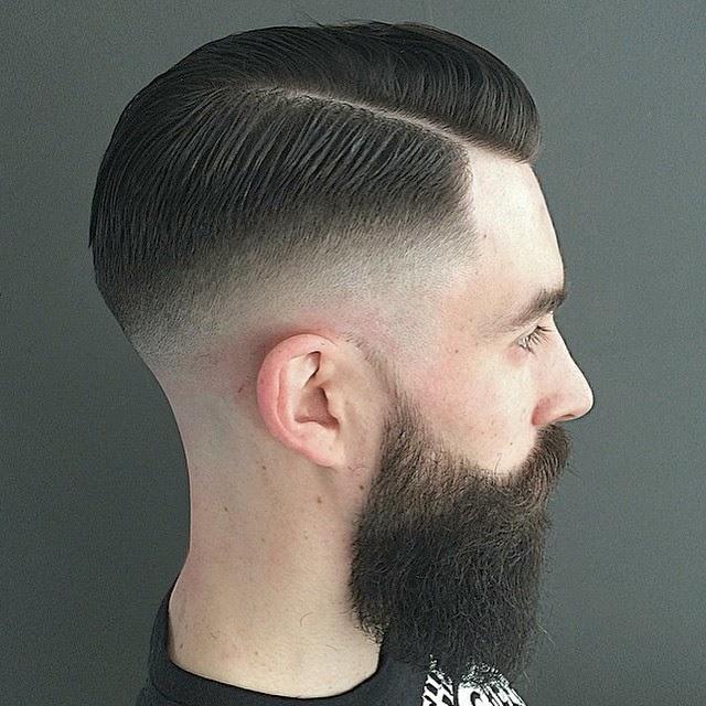 Corte de pelo degradado fotos