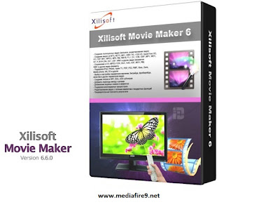 Xilisoft Movie Maker 6.6.0 + KeyGEN  Mediafire Downloads | 25MB