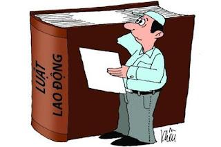 Bộ luật lao động 2012, bo luat lao dong 2012