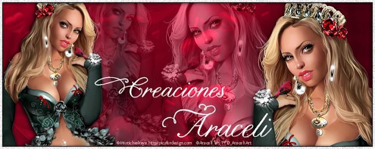 *•♥•Creaciones Araceli•♥•*