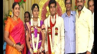 MAJORDASAN DAUGHTER WEDDING RECEPTION