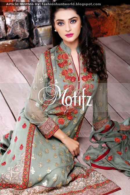 Motifz Spring Summer 2015 Collection