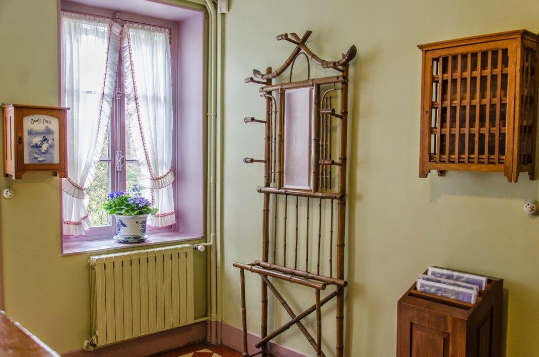 Giverny  - maison de Monet - epicerie