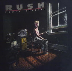 Vtg 1985/86 Rush - Power Windows
