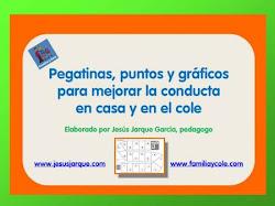 Pegatinas, puntos y gráficos para mejorar la conducta en casa y en el cole.