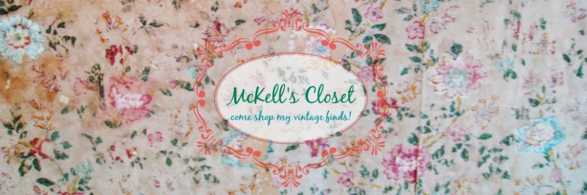 McKell's Closet