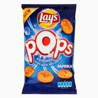 lekkere chips smaken - lays pops paprika