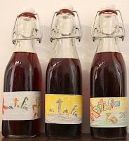 botellas de ratafía