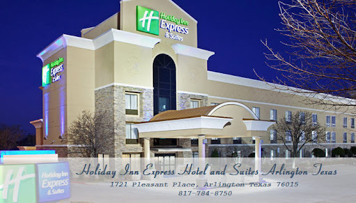 Arlington Texas Hotel Holiday Inn Express and Suites South