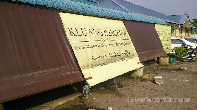 kluang rail coffee