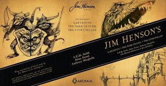 The Jim Henson Novel Slipcase Box Set - Available December 16th, 2014