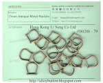 Antique Metal Buckles Supplier - Hong Kong Li Seng Co Ltd