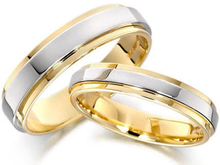 Berbagai Model Cincin Pernikahan