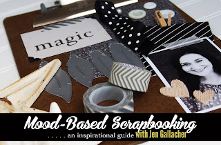 Self-Paced Scrapbooking Workshop available from http://jen-gallacher.mybigcommerce.com/