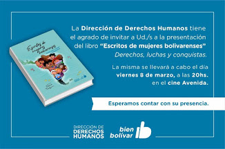 Escritos de mujeres bolivarenses