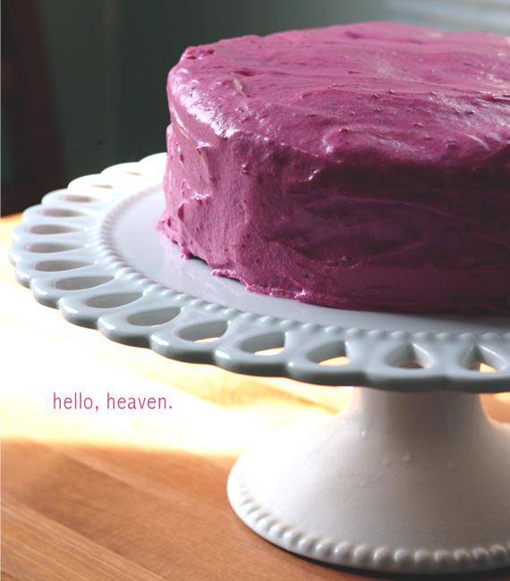 Urban Lace: EAT IT // Beet Cake