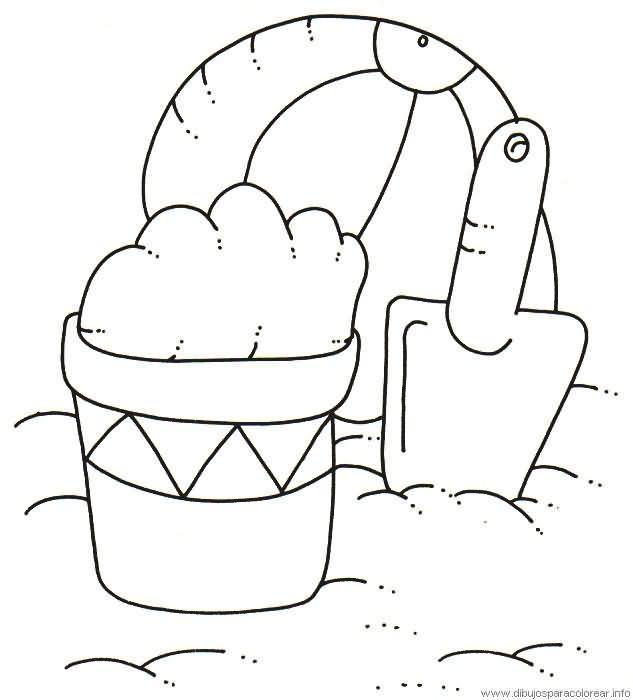 Mi colección de dibujos: Dibujos del verano