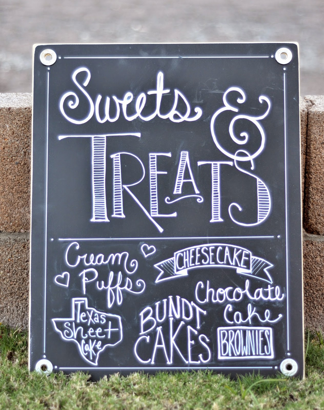 All You Need Is Love And Paint Wedding Chalkboard Signs