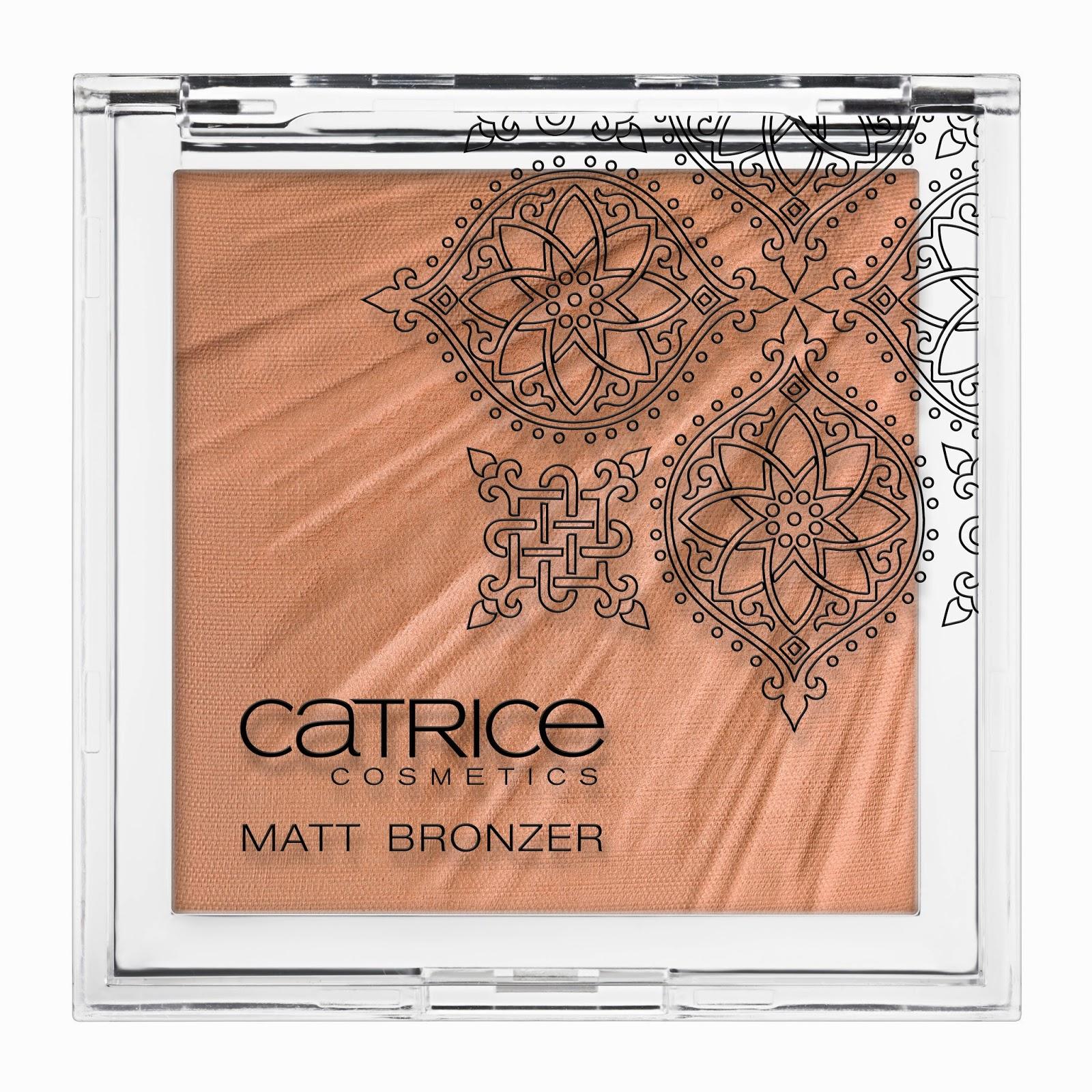 Nomadic Traces by CATRICE – Matt Bronzer - www.annitschkasblog.de
