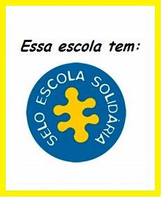 Selo de Escola Solidária