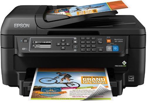 Epson WorkForce WF-2650 WF Driver Download