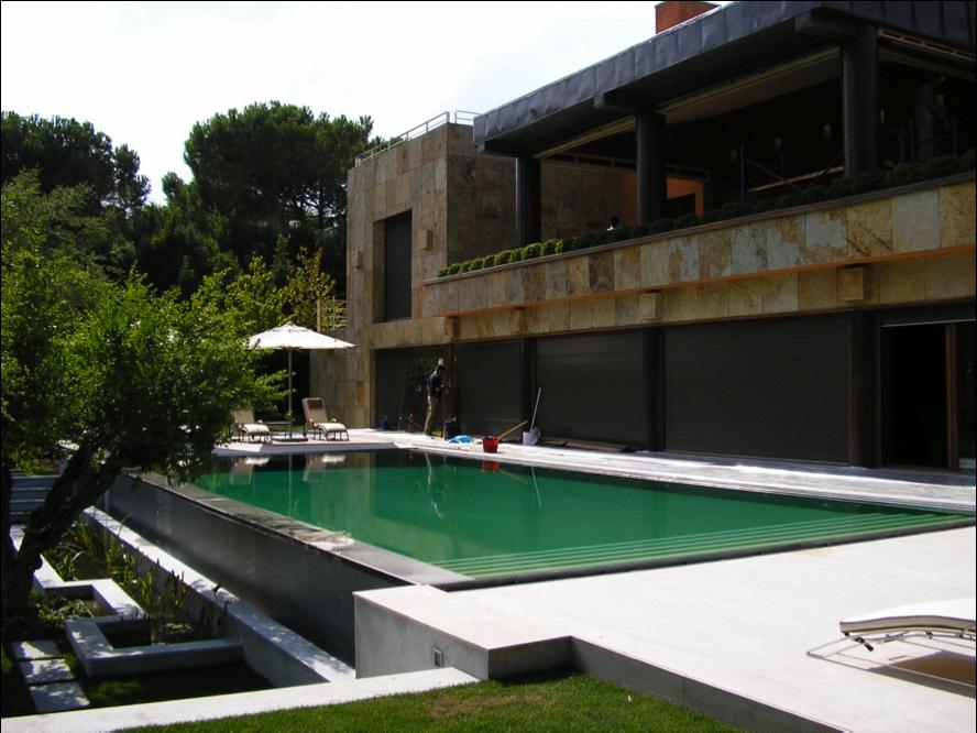 Limpieza madera,Limpieza piscina