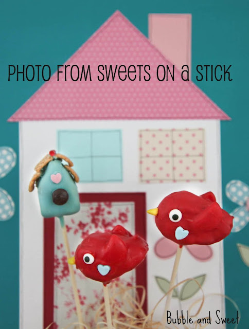 Bubble And Sweet Love Is In The Air Cake Pops With Cute