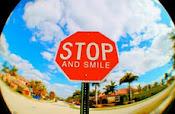 Siempre hay tiempo para sonreir.