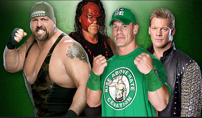 Cartelera WWE Money in the Bank 2012