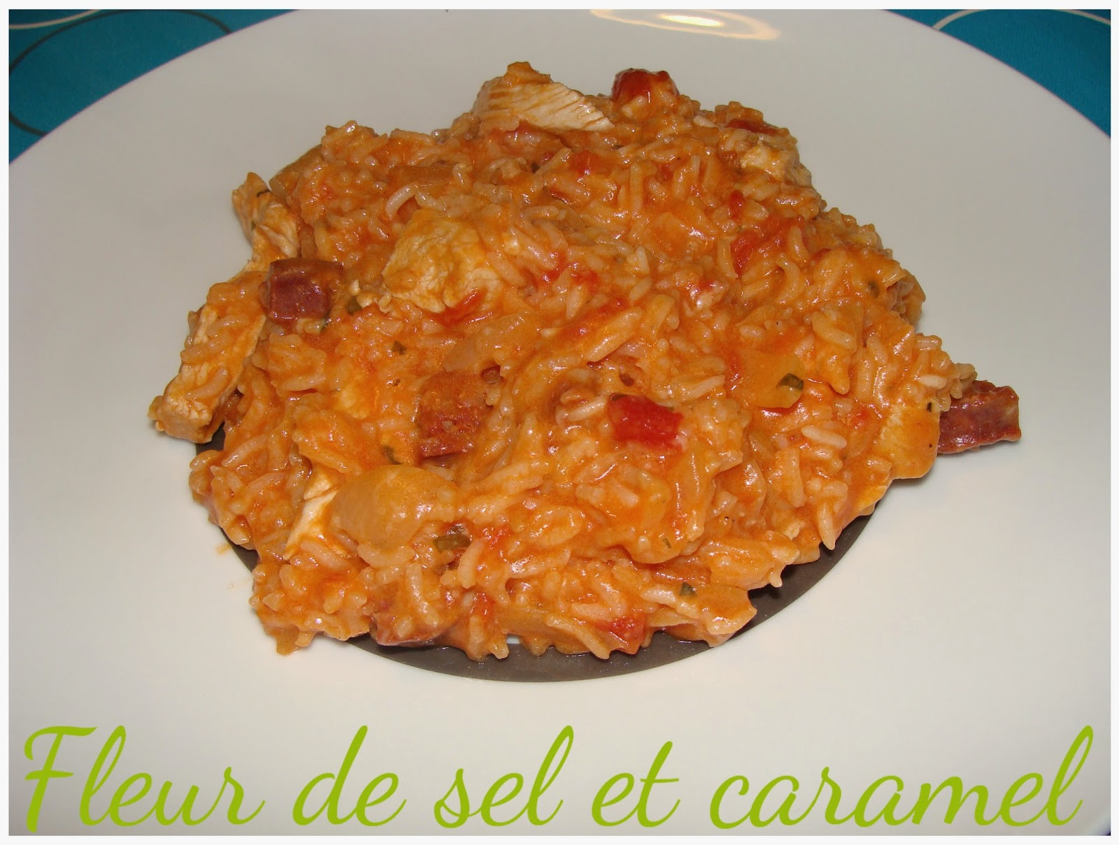 riz espagnol