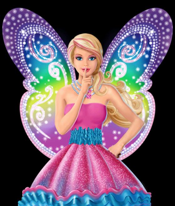 Gambar Barbie Gambar Kartun Barbie