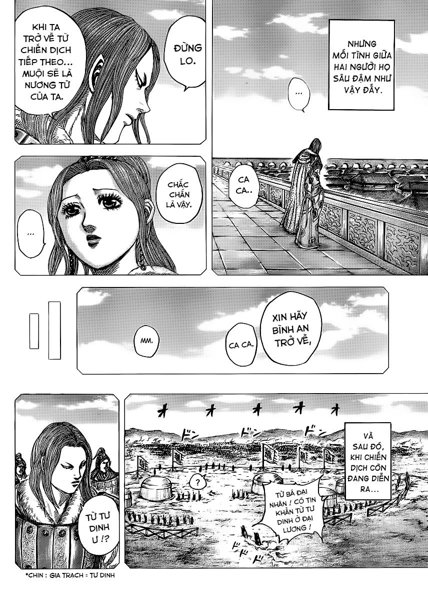 Kingdom – Vương Giả Thiên Hạ (Tổng Hợp) chap 391 page 7 - IZTruyenTranh.com